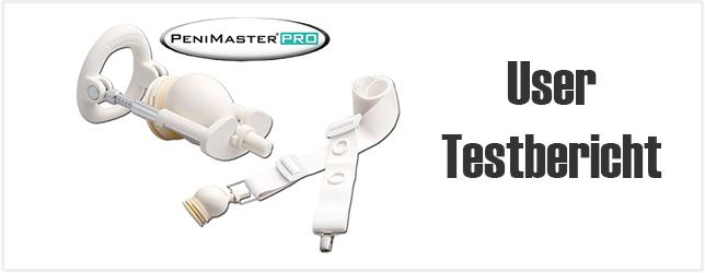User Testbericht zum PeniMaster Penisstrecker